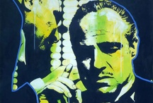 """The Informer Series / Based on """"The Godfather"""" - and a pause for consideration as to who is the traitor.  Marlon Brando lives on..."""