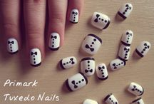 Oh my nails! / by Lillirox