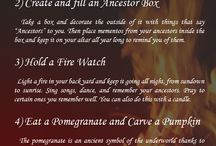 WITCH: HOLIDAYS & TRADITIONS