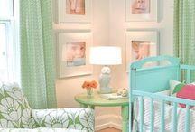 Arredamento stanza baby