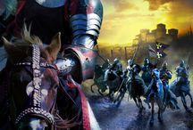 Knights / #medieval knights