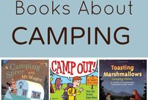 Preschool: Camping/Letter C