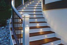Lépcső korlat desing