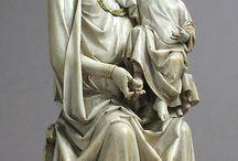 Art history, statues