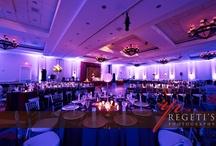 Indian Wedding Reception Details / Reception details that have been used for India Wedding Receptions.