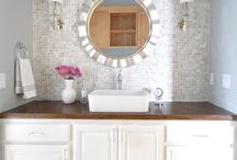 Bathroom / by Andrea Ocenar