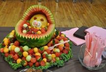 Baby Shower Ideas / by Sharon Capizzi