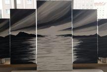yağlı boya tablolarım