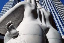 mehmet aksoy / heykel