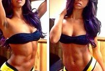 Fitness,Body, and Health Inspirations / Get fit / by kierica smith