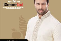 Summer Cool / Newest fashion statements by Manish Creations for the summer season.