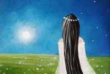 Maľované inšpirácie
