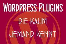Blog // Wordpress für Blogger
