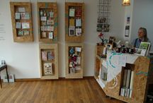 Shop Displays / Shop window and in store displays at Fabrications http://www.fabrications1.co.uk and beyond!