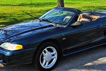 Drop Top Bullitt / On this board will be documented the completion of phases of Project: Drop Top Bullitt  This is a 1995 Mustang GT Convertible. Also known as the SN95. It does have the 5.0 Windsor engine with factory 3.27 rear end gear.