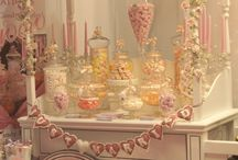 decoratiuni candy bar