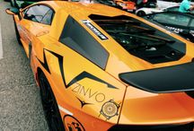 Zinvo Supercar Club Arabia / ZINVO was a proud sponsor of Supercar Club Arabia Stockholm - Monaco