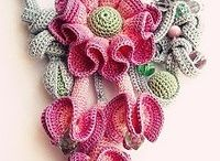Crochet / Necklace