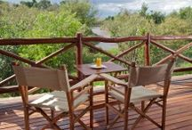 Ashnil Mara Camp / Ashnil Mara is a luxury tented camp in the heart of the world famous Masai Mara and positioned right on the Mara River.