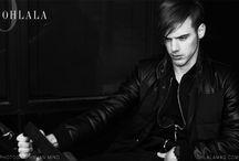 EDITORIAL - AXEL - OHLALA MAG / EDITORIAL OHLALA MAG - Los Angeles model: Axel photographer: IAN MIND