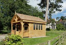 Venables Oak Projects: The Pavilion