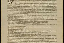 U.S. Independence & The Constitution  / Primary Sources, Books, & Resources for A More Perfect Union: American Independence and the Constitution. Great resources for Constitution Day. / by Choices Program