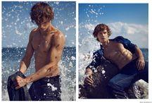 Models in water