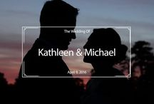 Kathleen and Michael