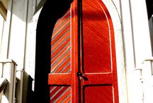 DOorS / Colorful doors