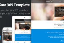 Xara Web Designer 365 Premium Templates / Templates created with Xara Web Designer 365 Premium