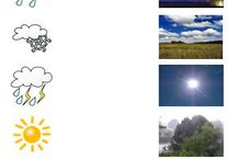 Roční období a počasí