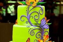 cake ideas / by Elsa Cann