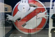Ghostbusters Window Takeover