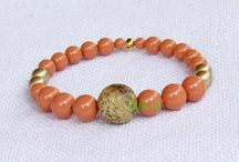#bracelets perles semi précieuses