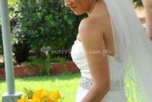 Vestidos de novia / vestido de novia, novia, moda, dress, bride