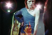 David Bowie Costumes / Because San Francisco is a strange, wonderful place