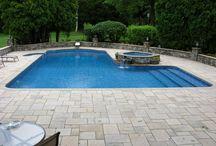 pool ideas / by Monica Murphy
