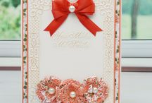 The Celebration Collection - Interchangeable Embossing Folders / by Tattered Lace Dies