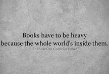 Book stuff / by Clara Wallace