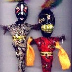 A voodoo collection / by Jacqueline Garvin