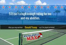 Pickleball & Politics