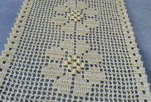 carpetas a croche
