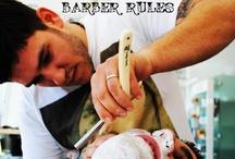 Barber Rules / Barber rules shave straght razor
