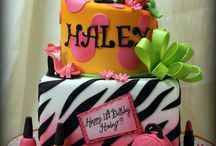Joe's Sweet 13 / Ideas for my daughter's 13th birthday party!! / by Tyesha Johnson