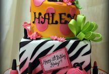 Torta cumpleaños niñas