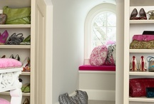 HOME IDEAS: Closets / To hang up and out!