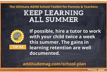 The Parent's Ultimate ADHD School Toolkit