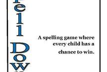 spelling/vocabulary / by Jill Cochran