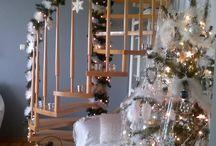 Christmas - living room