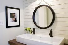 bathroom / by Britni Churnside Jessup